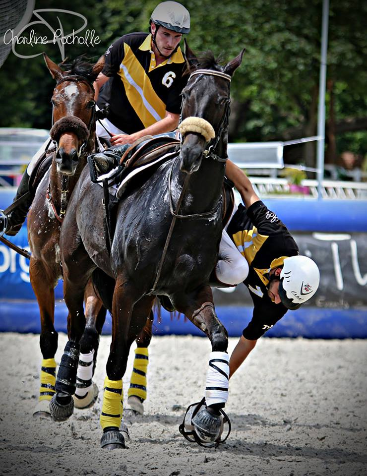 Horse ball, club en Gironde 33